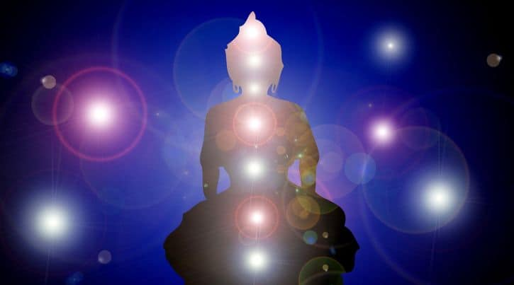 locations of other chakras - what is the second chakra