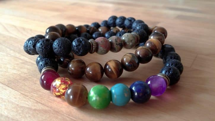 what are chakra beads
