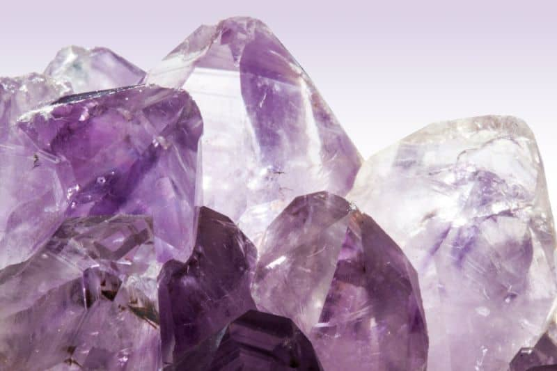 what are the 7 chakra stones -amethyst